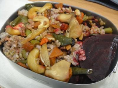【健康素食】吃素也很澎湃!四菜一湯輕鬆做