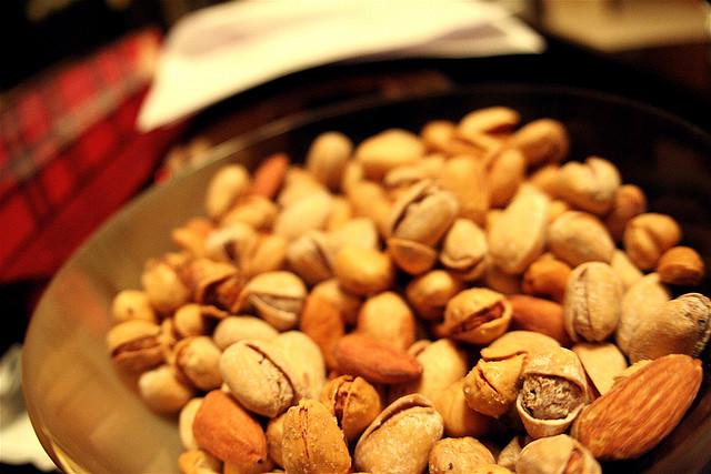 吃堅果讓你更健康長壽