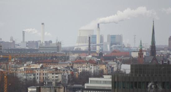 空氣汙染 提高嚴重心臟病發生率